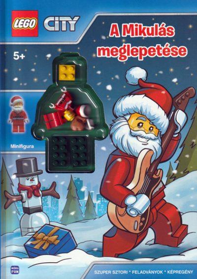 Lego City - A Mikulás meglepetése