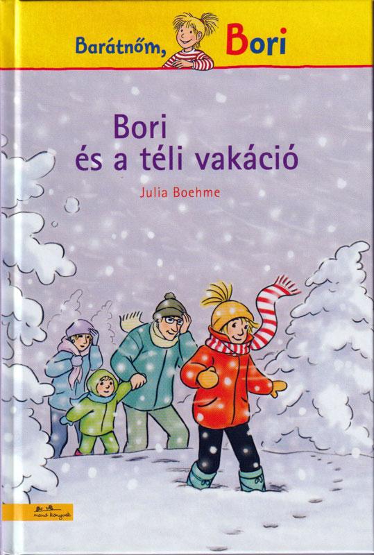 Bori és a téli vakáció