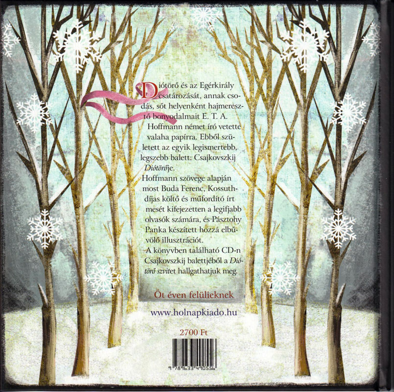 Operamesék - Diótörő CD melléklettel