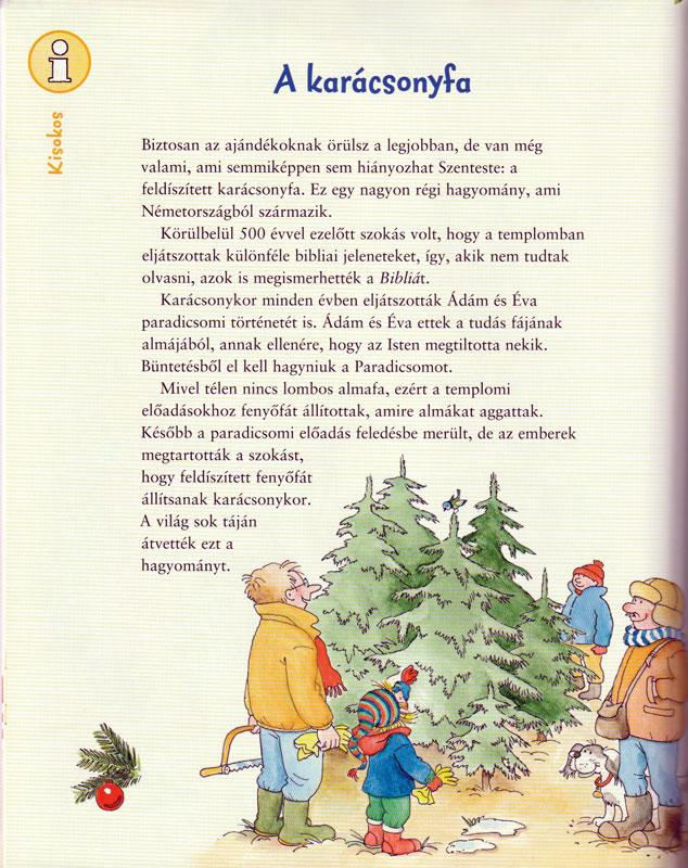 Bori - Karácsonyi nagy Bori-könyv