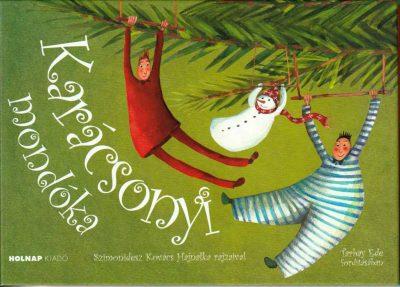 Lapozó - Karácsonyi mondóka