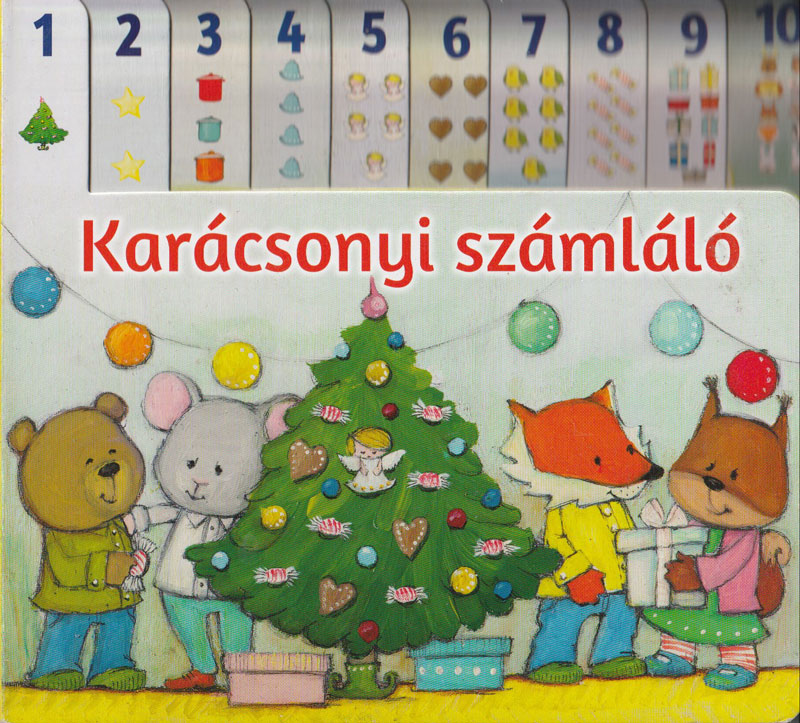 Karácsonyi számláló